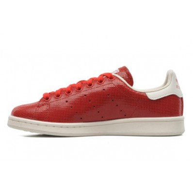 adidas stan smith croco rouge