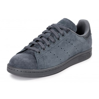 adidas stan smith daim gris