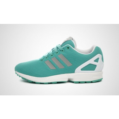 adidas zx flux femme turquoise