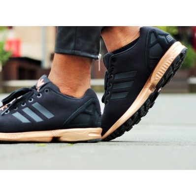 adidas zx flux or rose