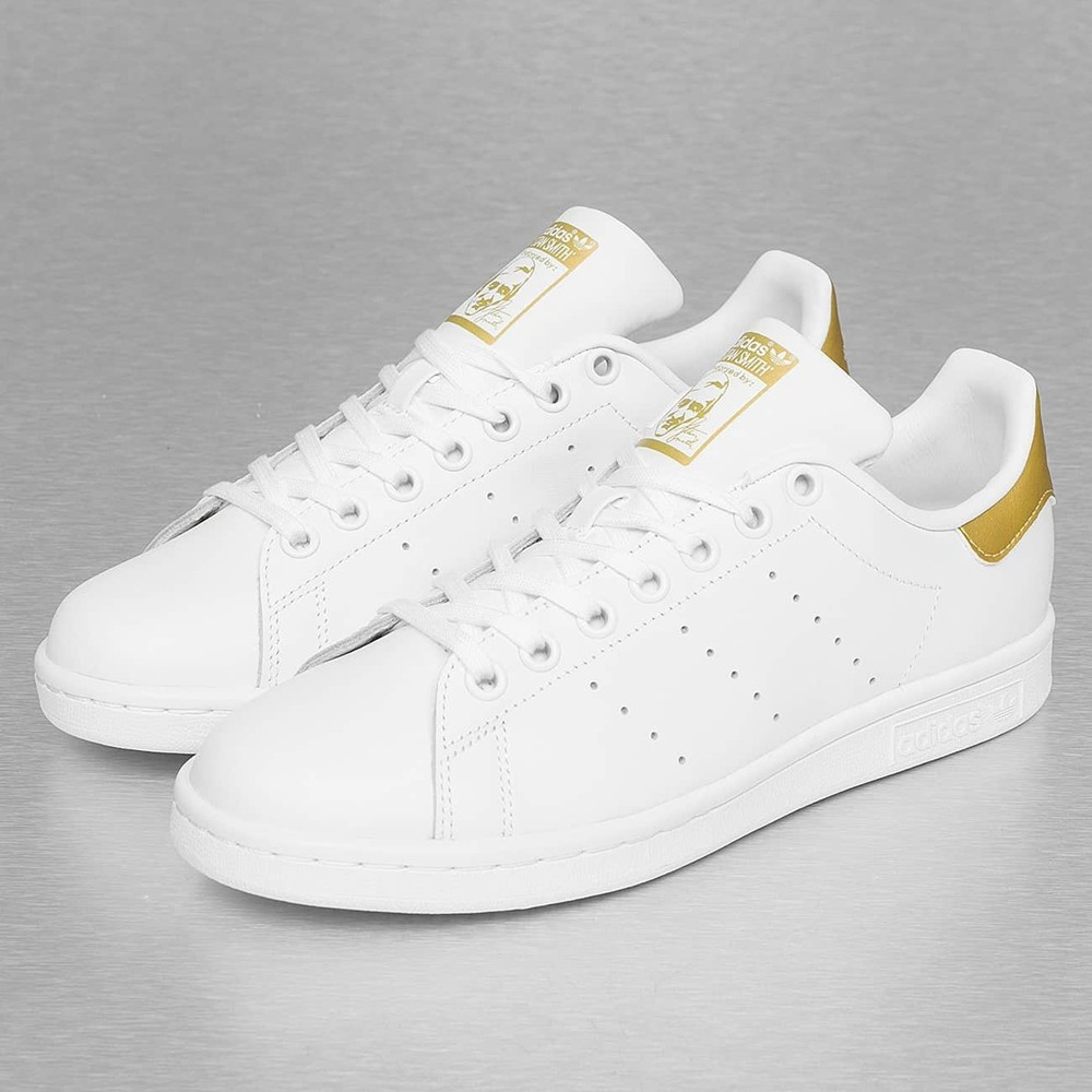 stan smith homme dore