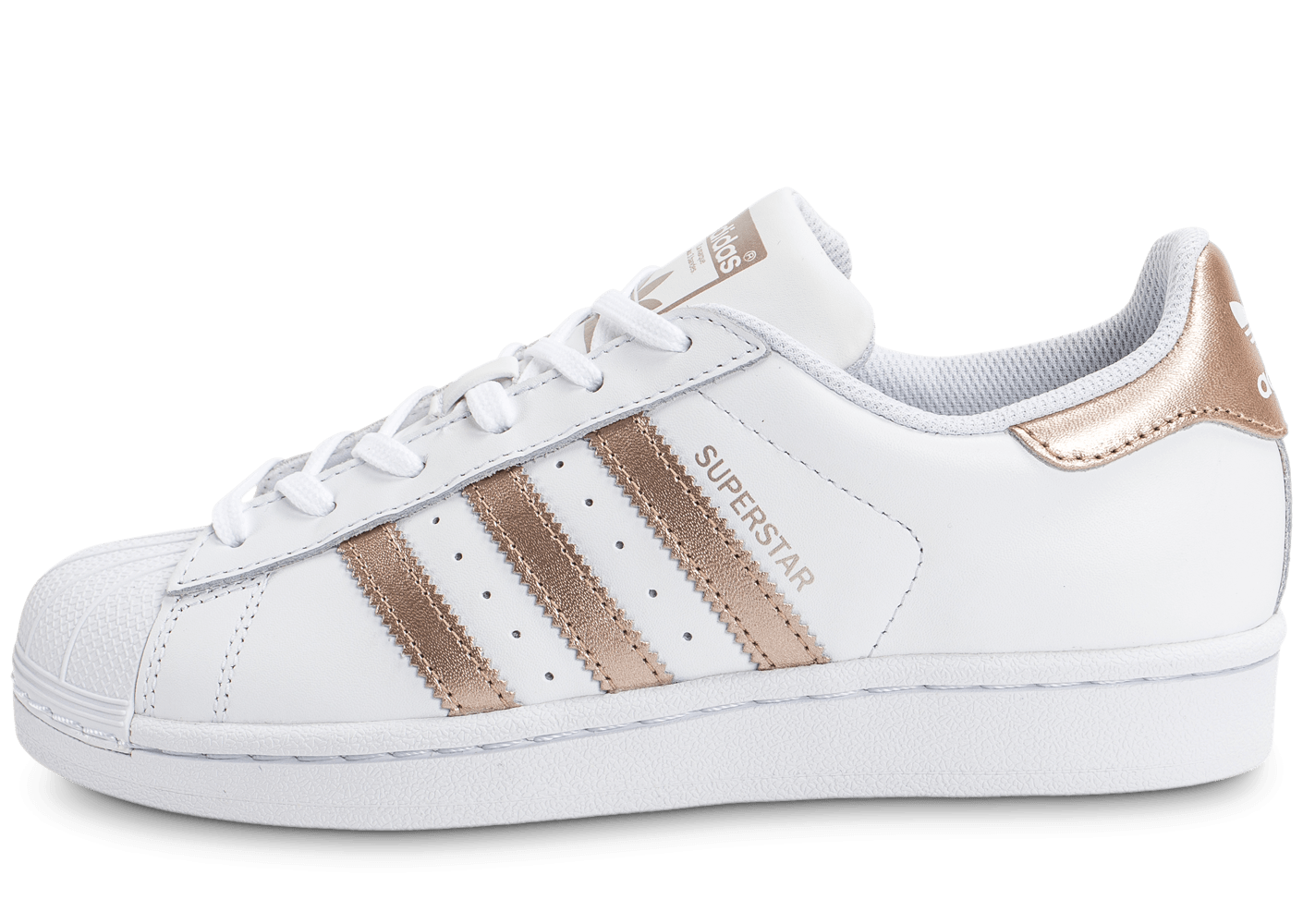 376b5da62a36 adidas superstar femme rose gold