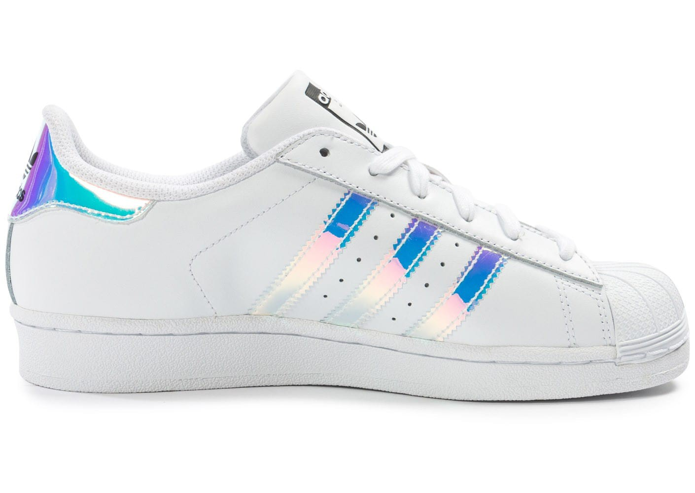 adidas superstar holographique