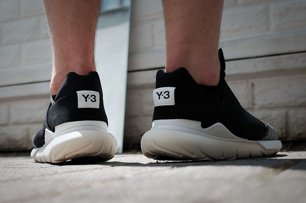 7f4262f59 adidas y3 qasa on feet