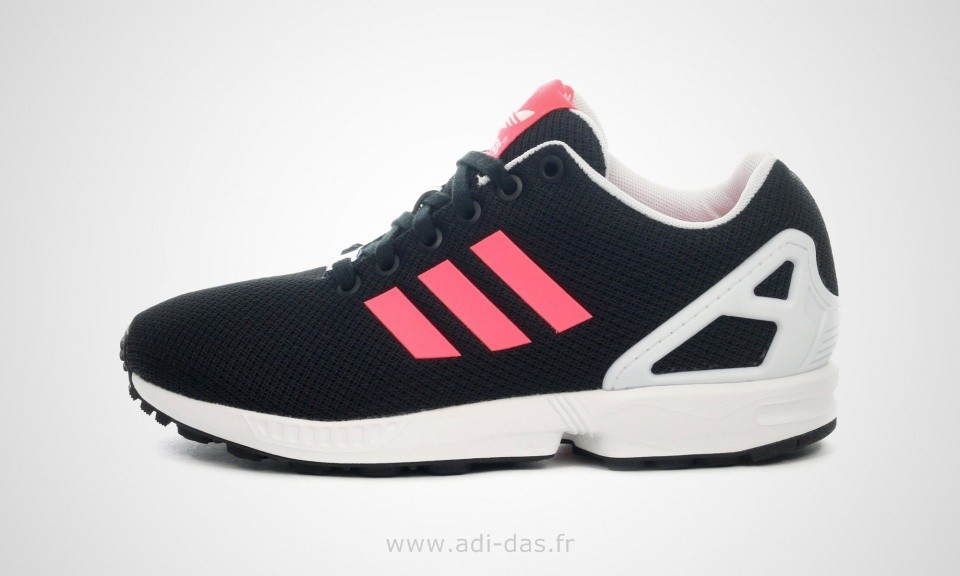 adidas originals zx flux rose