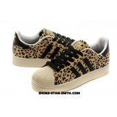 adidas superstar leopard