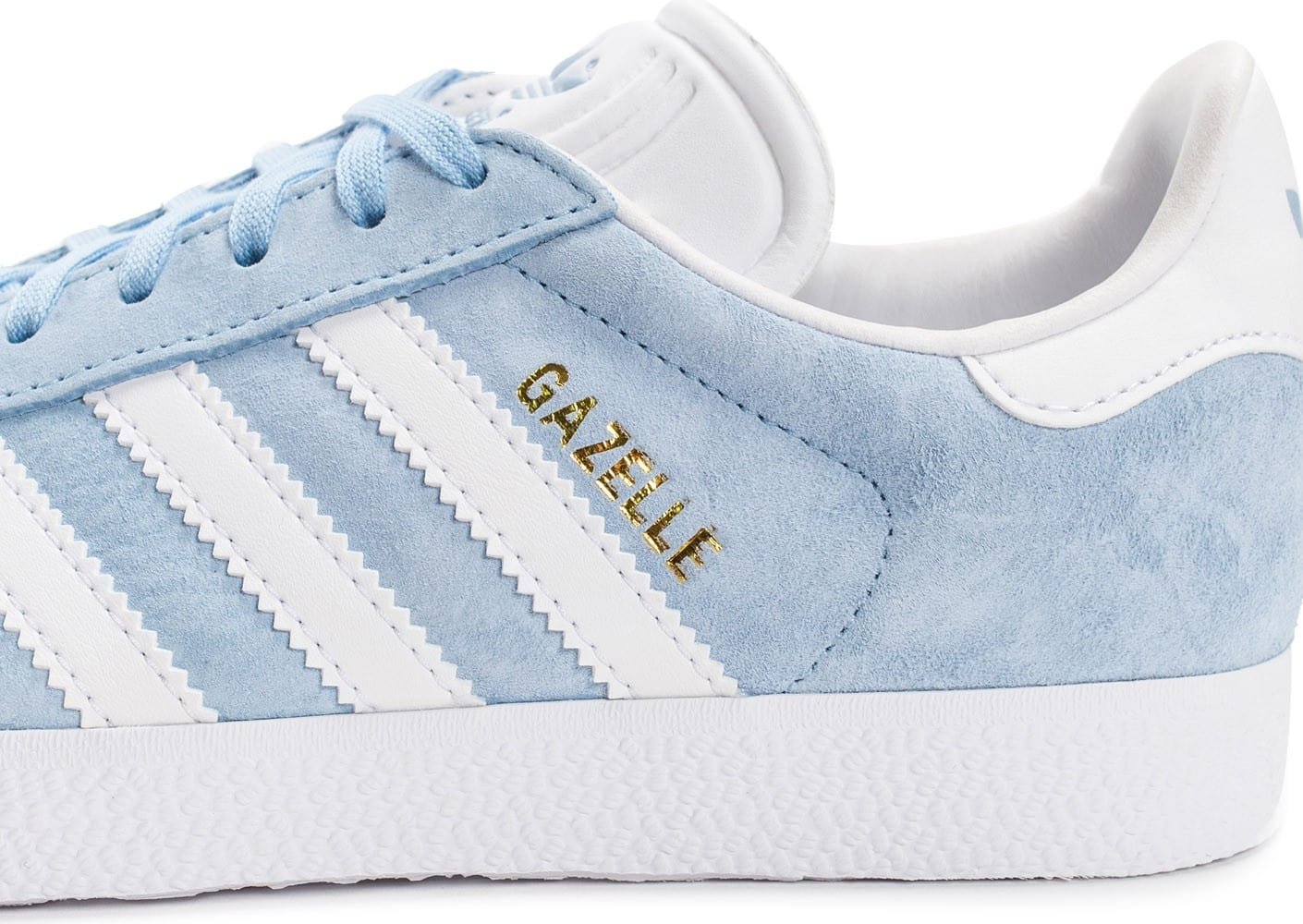 finest selection 9c140 83740 gazelle femme adidas bleu
