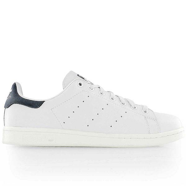 adidas stan smith blanc bleu marine