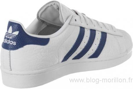 0395cb6f445a superstar homme blanche et rouge