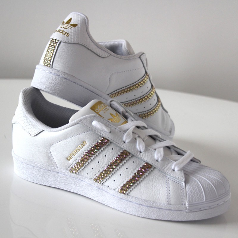 new product e2982 f45d8 ... clearance adidas superstar strass e6be3 aca17