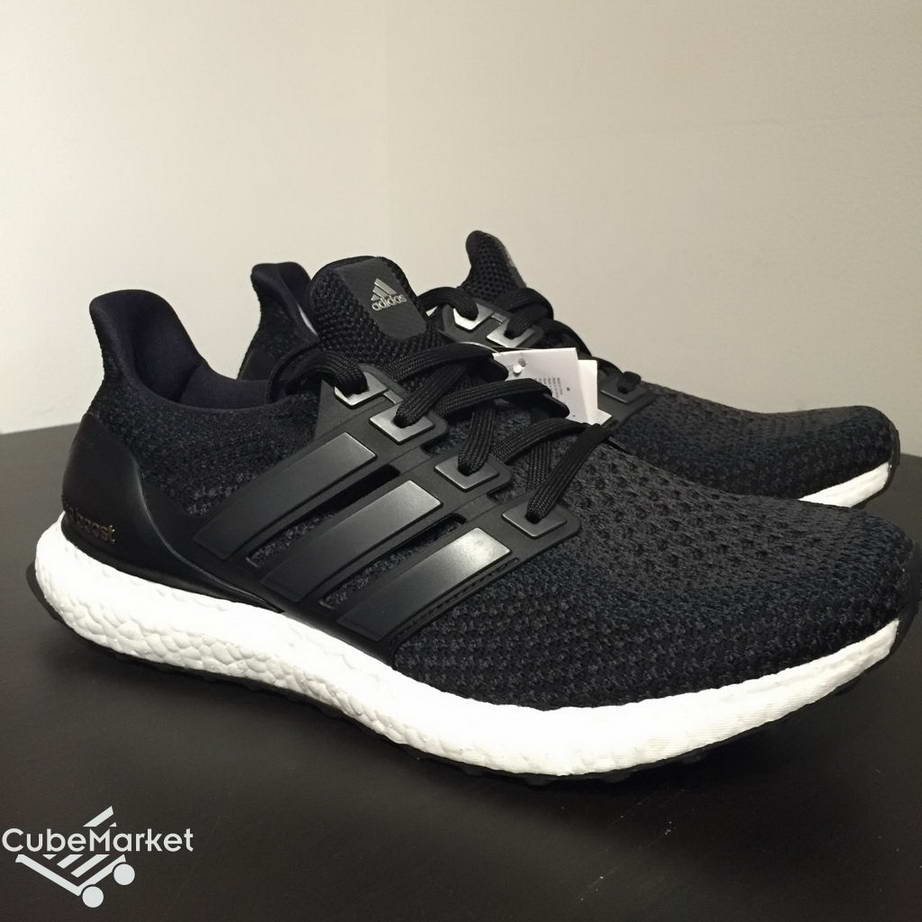 adidas ultra boost noire homme