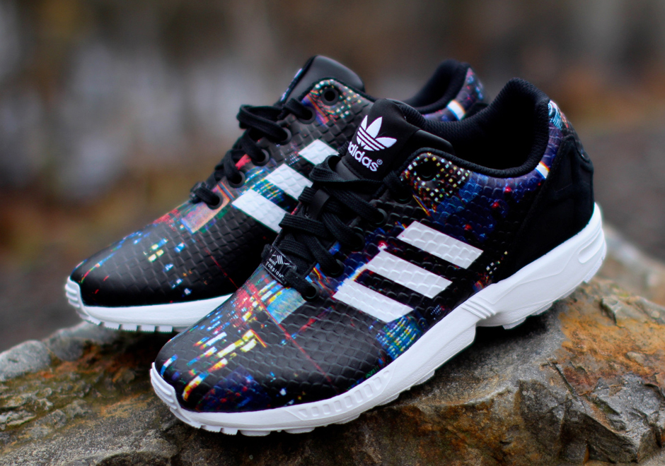 adidas zx flux latest